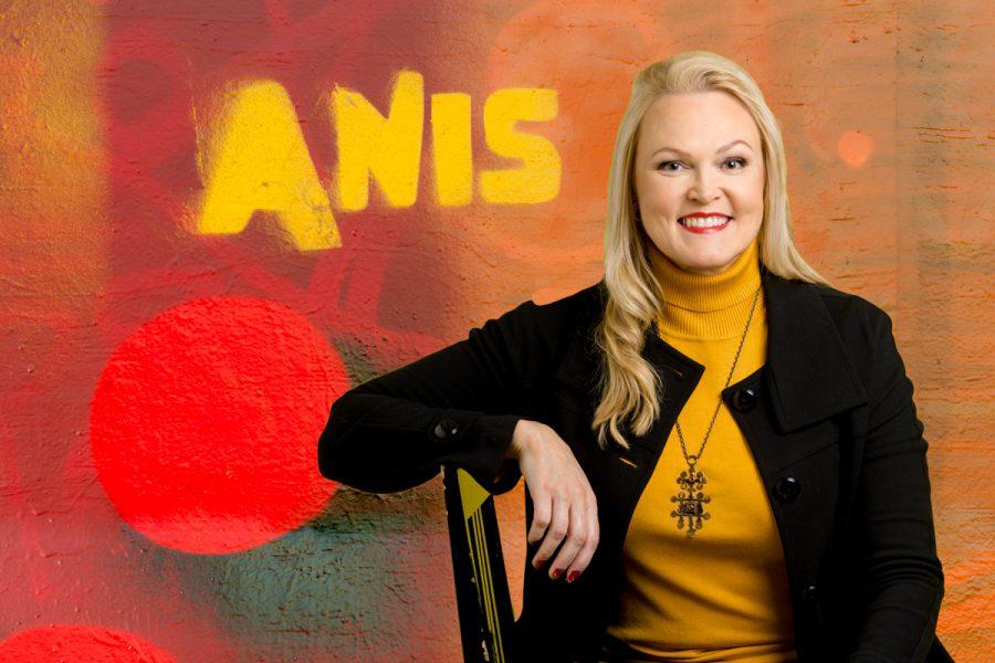viestintätoimisto Anis Unlimited Anna Virrantaus